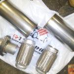Замена катализатора на Infiniti FX45