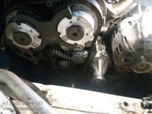 Замена ремня ГРМ Ford Focus 3 во Фрунзенском районе СПб