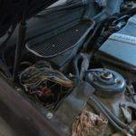 Ремонт электропроводки Мерседес CL 500