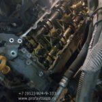 Замена прокладки клапанной крышки на Infiniti FX45