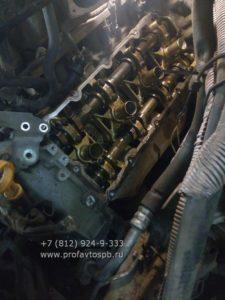 Замена прокладки клапанной крышки на Infiniti FX45 во Фрунзенском районе СПб