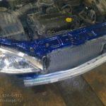 Кузовной и малярный ремонт Opel Corsa