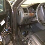 Замена стеклоподъемника VW Touareg