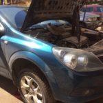 Замена ремня ГРМ Opel Astra