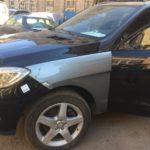 Кузовной ремонт Mercedes ML