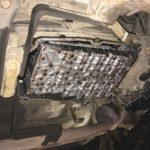 Замена масла АКПП Mercedes
