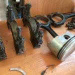 Капитальный ремонт двигателя Mercedes