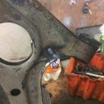 Замена амортизаторов Hyundai Getz
