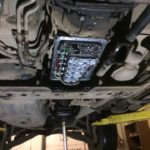 Замена масла АКПП Mitsubishi Pajero