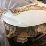 Кузовной и малярный ремонт KIA Rio