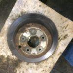Замена тормозных дисков и колодок Infiniti
