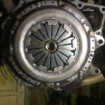 Замена сцепления Ford Focus III