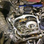 Замена цепи ГРМ Audi A4 TFSI