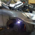 Замена цепи ГРМ Hyundai Solaris