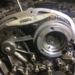 Замена цепи ГРМ Audi A4