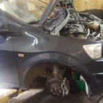 Замена ремня ГРМ Chevrolet Aveo