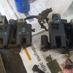 Замена катушки зажигания KIA Picanto