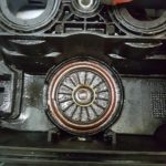 Замена мембраны EGR Opel Astra