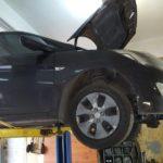 Замена компрессора и заправка кондиционера Hyundai Solaris