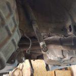 Замена задней балки Volkswagen Jetta