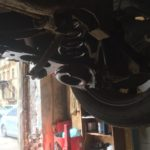 Ремонт подвески Mazda 3