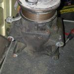Ремонт компрессора кондиционера Jaguar X-Type
