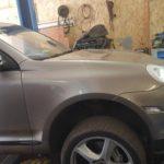 Замена ШРУСа Porsche Cayenne