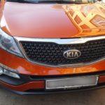 Кузовной и малярный ремонт KIA Sportage