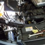 Замена насоса ГУР Ford Focus II