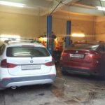 Замена насоса ГУР BMW X1