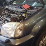 Замена ДВС Nissan X-Trail
