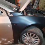 Кузовной и малярный ремонт Chevrolet Cruze