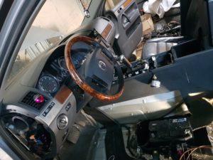 Замена электропроводки Volkswagen Touareg во Фрунзенском районе СПб