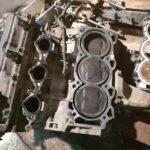 Замена коленвала и цепи ГРМ Infiniti FX35