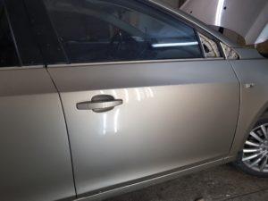Кузовной и малярный ремонт Chevrolet Cruze во Фрунзенском районе СПб