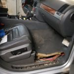 Замена электропроводки Volkswagen Touareg