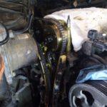 Замена тормозных дисков и колодок Honda Accord