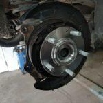 Замена ступицы колеса KIA Cerato