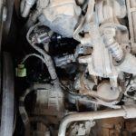 Замена помпы и термостата Skoda Octavia