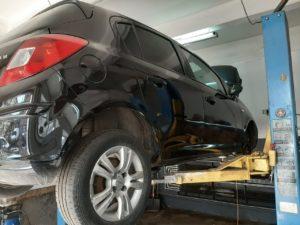 Замена цепи ГРМ Opel Corsa во Фрунзенском районе СПб