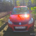 Кузовной ремонт Suzuki SX4