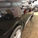 Кузовной ремонт Lexus RX270