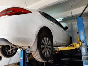 Техническое обслуживание Opel Astra во Фрунзенском районе СПб