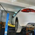 Техническое обслуживание Opel Astra