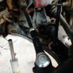 Ремонт подвески Honda CR-V