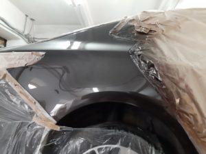 Кузовной и малярный ремонт KIA Optima во Фрунзенском районе СПб