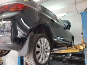 Замена ремня ГРМ Opel Astra J во Фрунзенском районе СПб