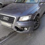 Кузовной ремонт Audi Q5