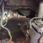 Замена сцепления на Peugeot 207