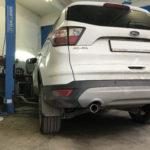 Техническое обслуживание Ford Kuga 2.5